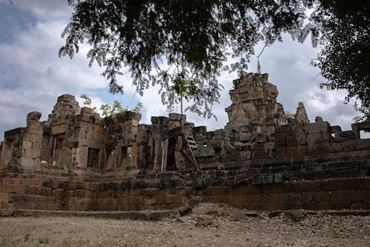 Основные достопримечательности Баттамбанга на Тук-туке-однодневный тур
