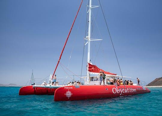 Oby Catamaran Cruise Ticket