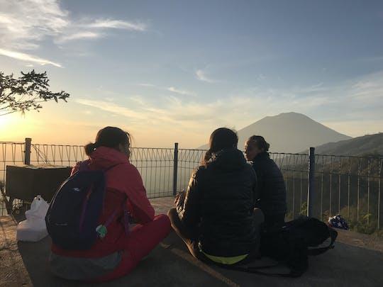 Special Batur Caldera sunrise hike with Batur local guide