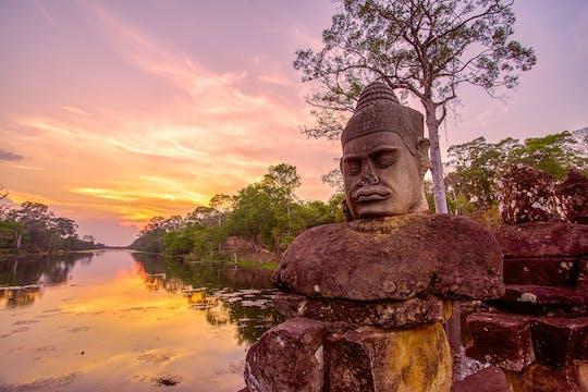Excursão privativa de 4 dias inesquecível ao complexo do templo de Angkor