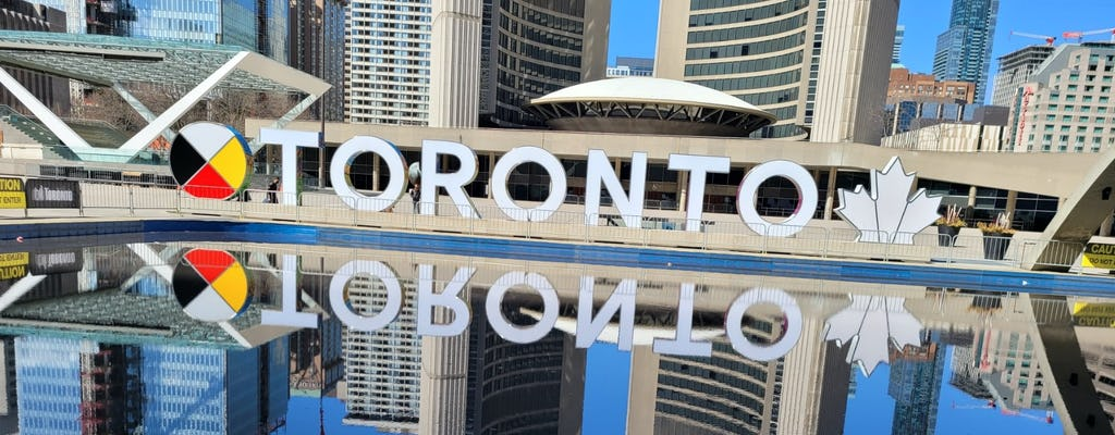 Visita guiada a la ciudad de Gems of Toronto para grupos pequeños
