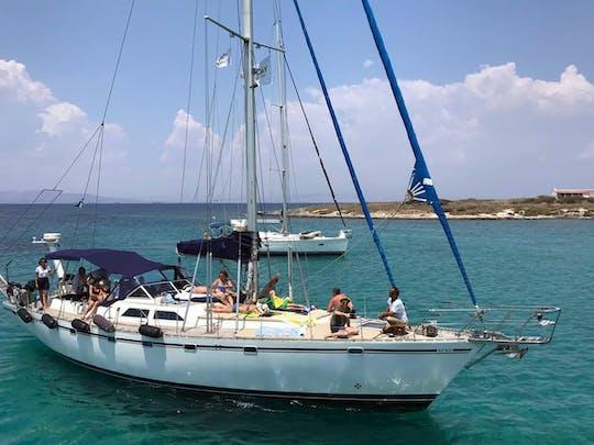 Kos wycieczka żeglarska dla małych grup