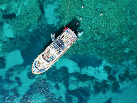 Ocean Flyer Half-day Cruise Ticket from Paphos