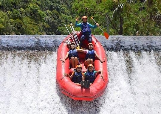 East Bali 4x4 Sunrise Safari & River Telaga Waja Rafting