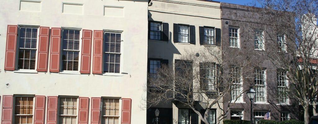 Zweistündiger Stadtrundgang durch die Altstadt von Charleston