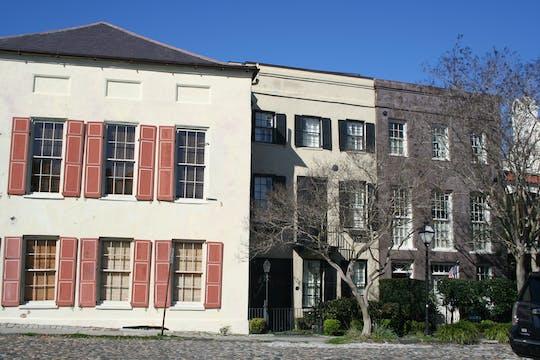 Visite à pied de deux heures de la vieille ville fortifiée de Charleston