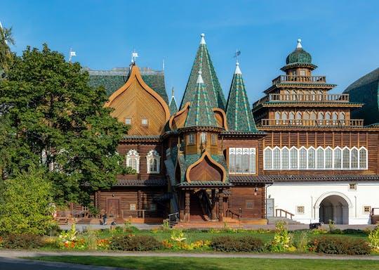 Visita guiada del parque Kolomenskoye en Moscú