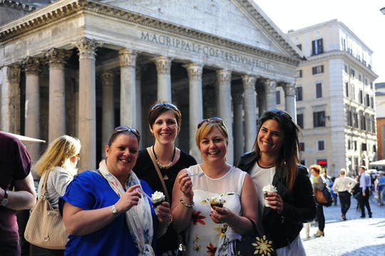 Kaffee-, Eis- und Tiramisu-Tour durch Rom