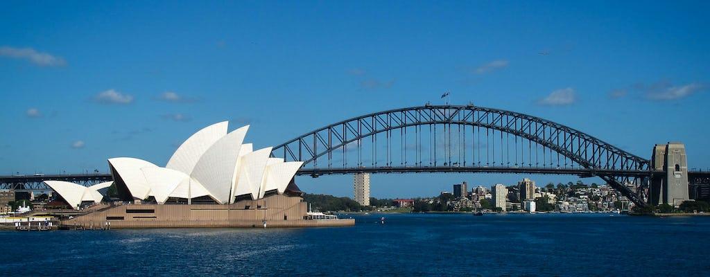 Ochtendhoogtepunten van privétour door Sydney City