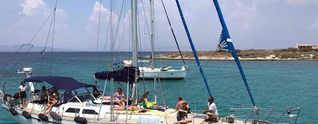 Billet d'excursion en voilier en petit groupe à Kos