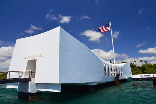 Stadtrundfahrt Pearl Harbor, USS Arizona und Honolulu