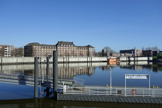 Visita guidata Veddel e Grasbrook ad Amburgo