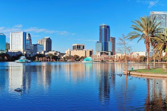Discover Orlando half-day city tour