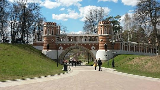 Visita guidata del Parco Tsaritsyno a Mosca