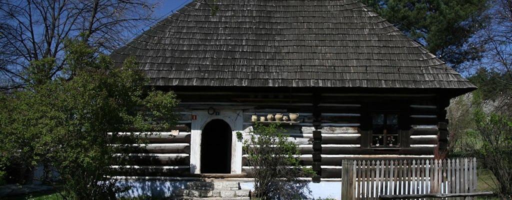 Visita guiada a la Ruta de la arquitectura de madera desde Cracovia