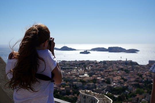 Wycieczka po warsztatach fotograficznych w Marsylii