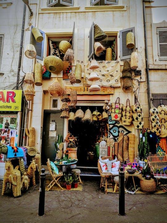 Tour durch das Viertel Noailles und seinen exotischen Markt