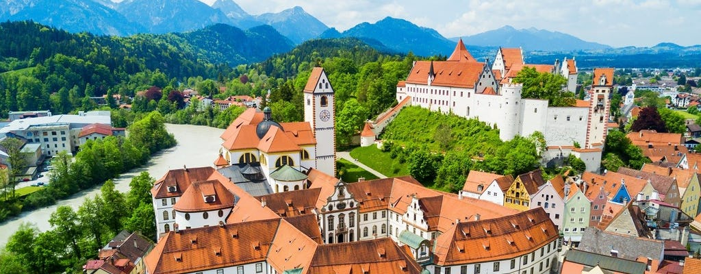Private walking tour to the highlights of Augsburgs old town