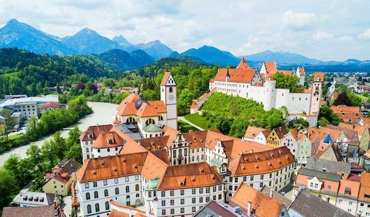 Passeio privado a pé pelos destaques da cidade velha de Augsburg
