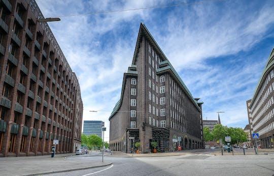 Guided tour of Hamburg's Kontorhaus district