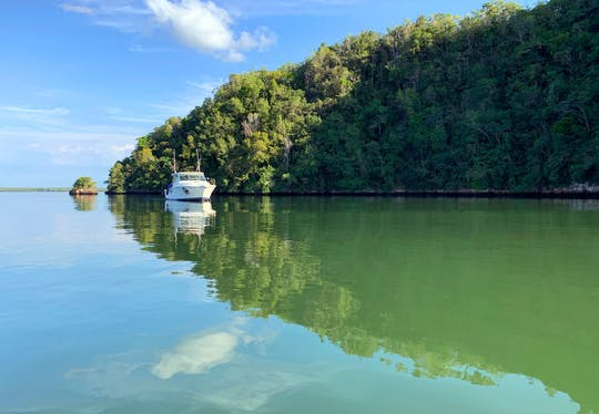 Visite exclusive du parc national Los Haitises