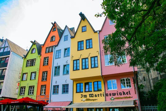 Guided walking tour to the highlights of Cologne