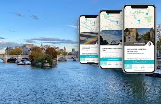 Lo mejor de París, 3 visitas guiadas con audio en tu teléfono