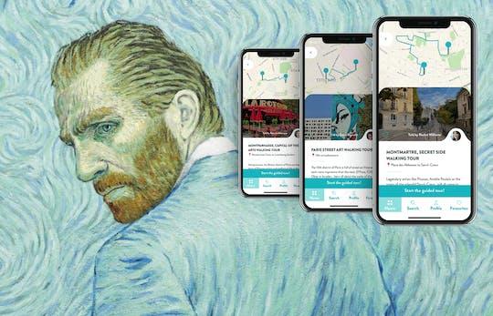 Лучших художников в Париже, 3 audioguided туры на телефоне