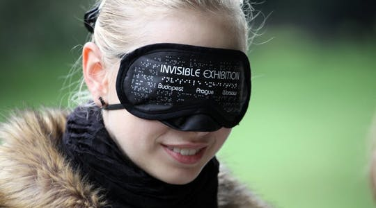 Visita guiada da Exposição Invisível em Praga e bilhete de entrada