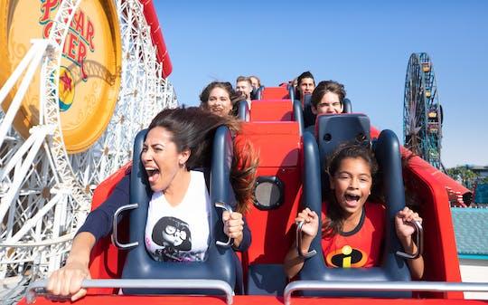 Entradas 1 parque por día para Disneyland® Resort