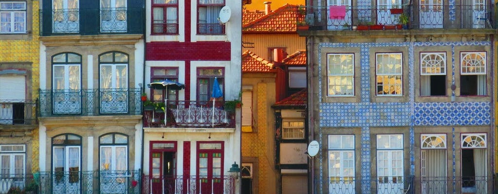Once upon a time in Porto STEP walking tour