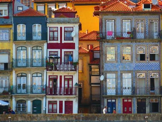 Однажды в Порту пошаговая пешеходная экскурсия