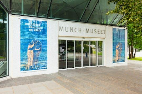 Tour privato a piedi a tema Edvard Munch di Oslo