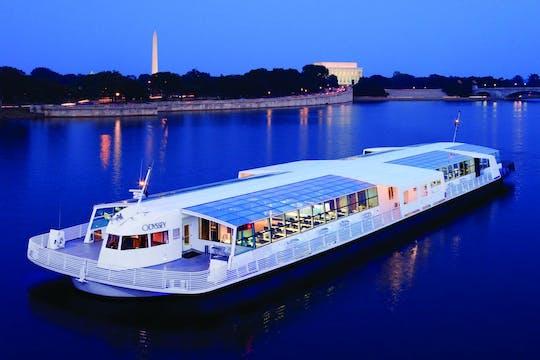 """Круиз на ужин """"Одиссея"""" в Вашингтоне, округ Колумбия"""