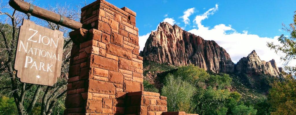 Tour al Parque Nacional Zion desde Las Vegas