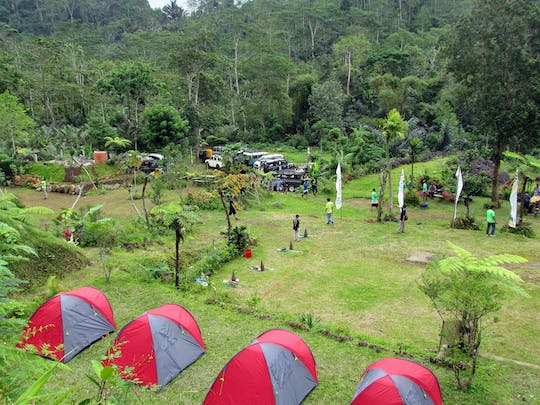 Eastern Bali 4x4 Tour with Team Building Excercise