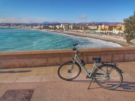 City bike rental in Nice