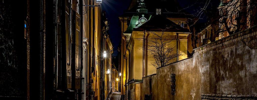 Recorrido a pie por los fantasmas de Gamla Stan de Estocolmo