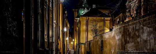 Stockholm's ghosts of Gamla Stan walking tour