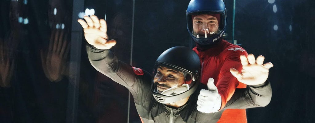 iFLY Paramus indoor skydiving tickets
