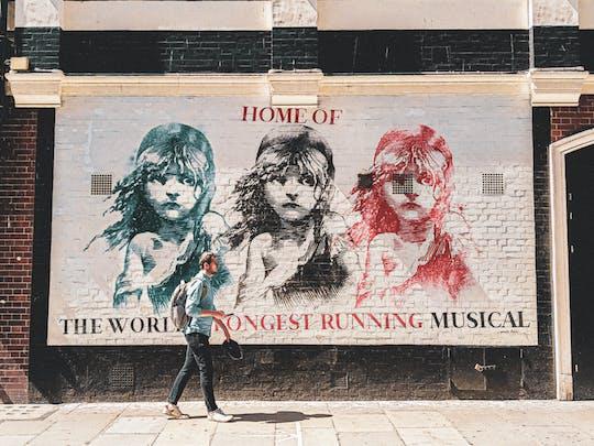 Zelfgeleide audiotour door de theaters van Londen