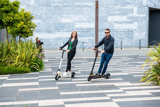 Electric scooter rental in Nice