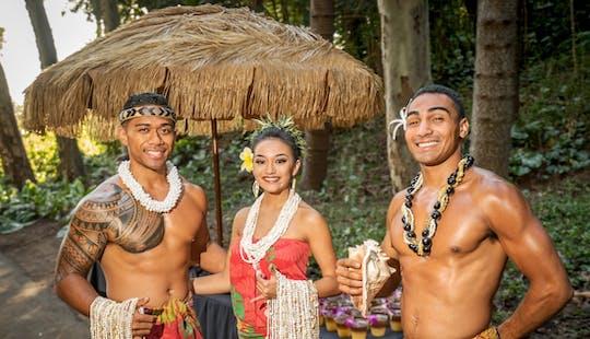 Big Kahuna Luau showpakketten in Fort Lauderdale