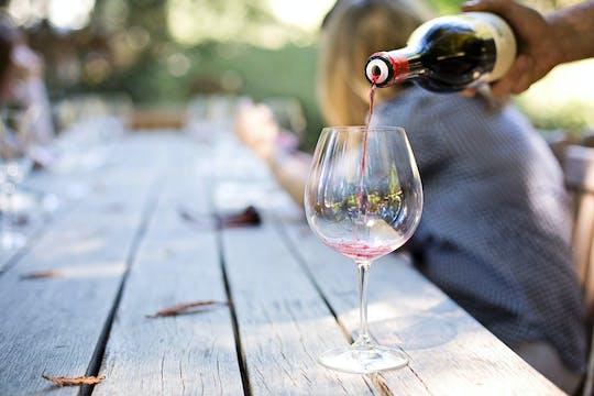 Jantar 'Strada del Vino Cannonau' em Dorgali
