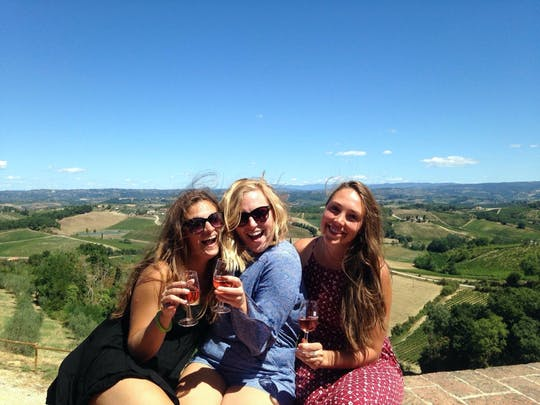 Tour del vino in Toscana da Firenze