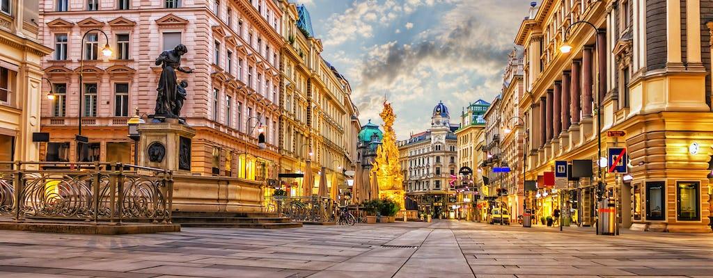 Пешеходная экскурсия по Вене с самостоятельным городским маршрутом