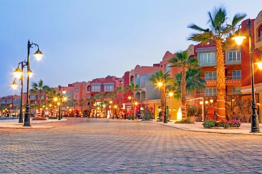 Hurghada Oudheidsmuseum en diner vanuit de stad Hurghada