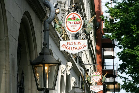 Guided tour through the old town of Cologne and its breweries