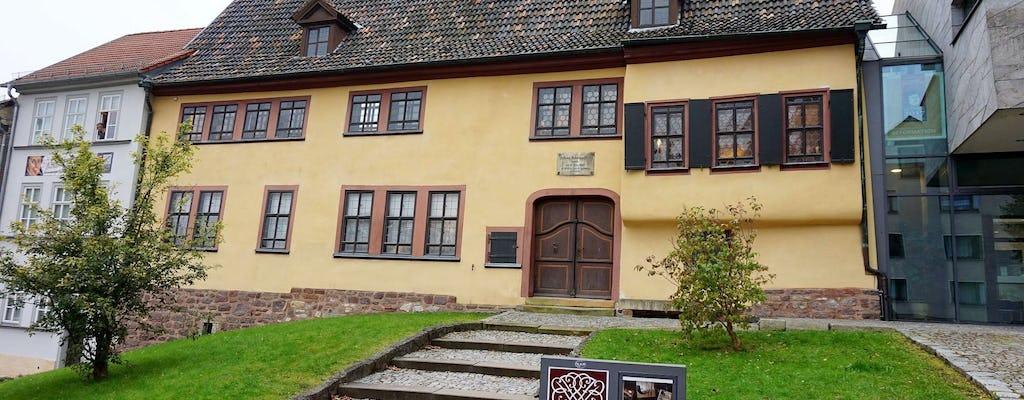 Tour a pé guiado particular em Eisenach