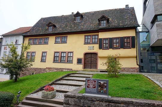 Eisenach privé begeleide wandeltocht